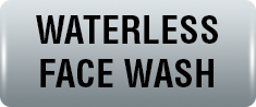 waterless facewash