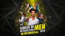 he league of interesting men 2016