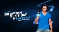 international men's day by he advanced grooming