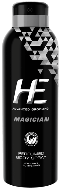 magician by he advanced grooming